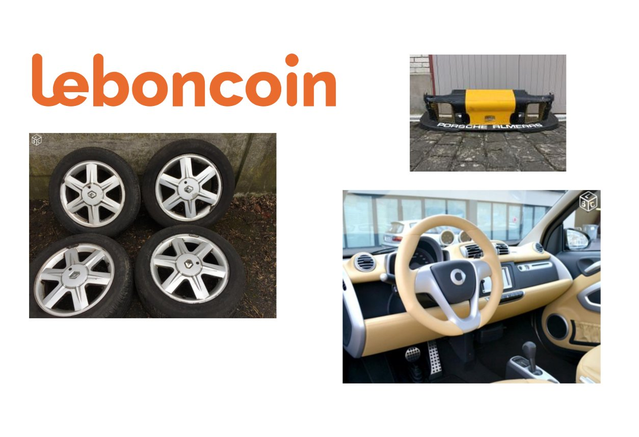 rechercher des pi ces automobiles sur le site le bon coin. Black Bedroom Furniture Sets. Home Design Ideas