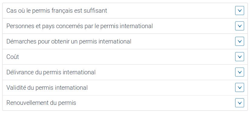 Dimension garage validit permis de conduire international - Bureau des permis de conduire 92 boulevard ney 75018 paris ...