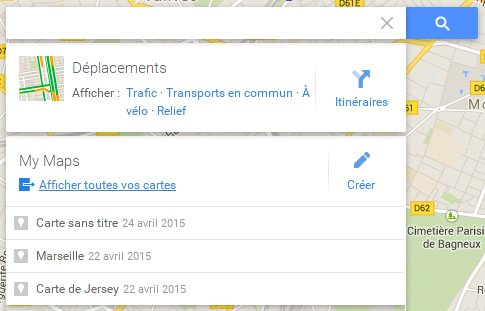zone my maps liste cartes