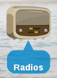 applications radios