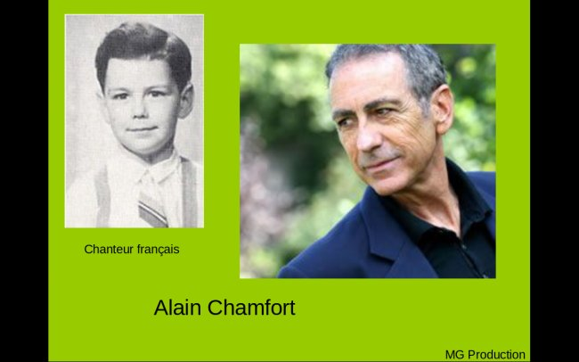 alain chanfort