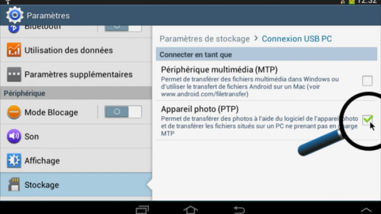 Android sur Ordissimo