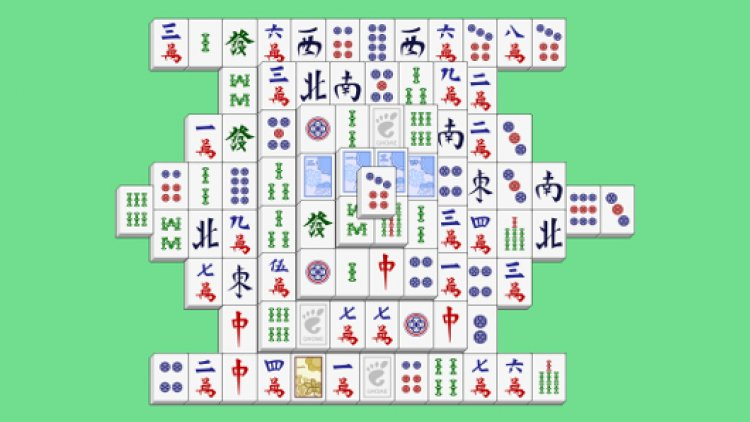 application Mahjongg