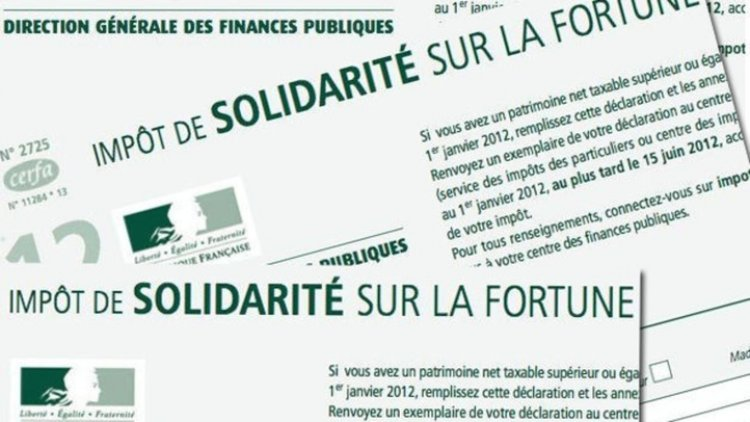 Déclarer ISF