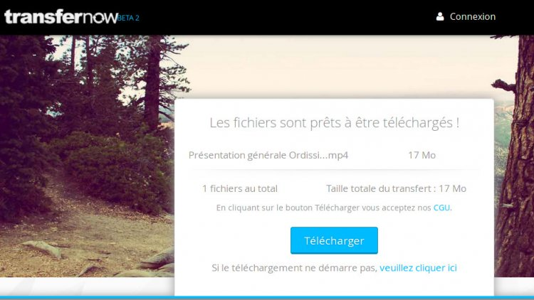 enregistrer un document volumineux