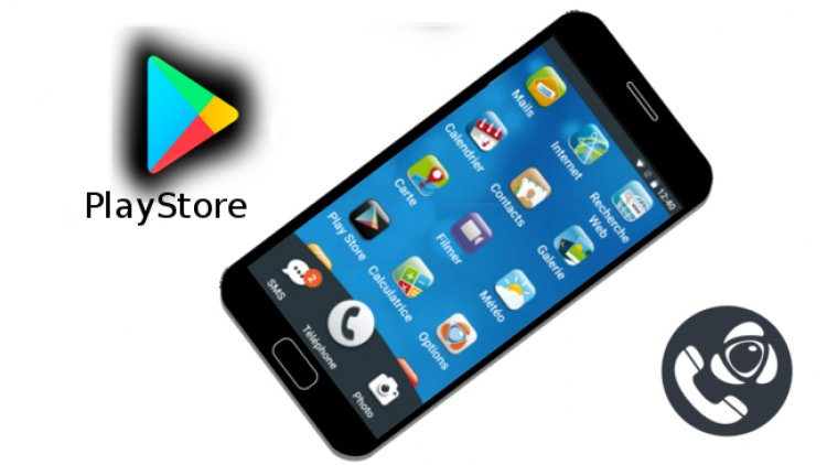 Play Store Smartphone Ordissimo