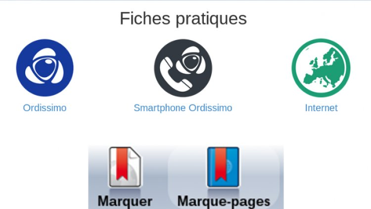 A vos marque-pages Internet !