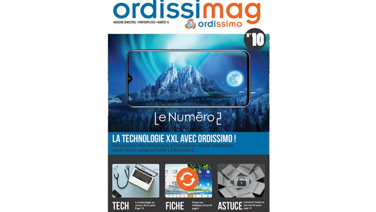 Couverture Ordissimag 10