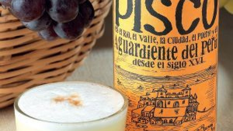 COCKTAIL - PISCO-SOUR