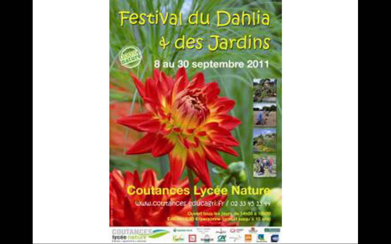 Diaporama photo les dalhias de coutances festival des for Festival des jardins 2016